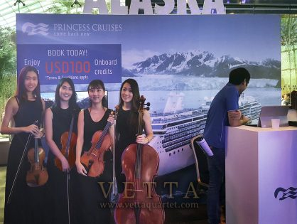 Princess Cruises Event at Gardens By The Bay