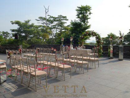 Jason's Wedding at Capella