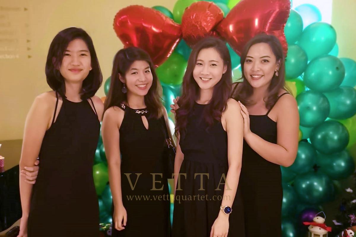 Regina's Wedding at Amara Singapore